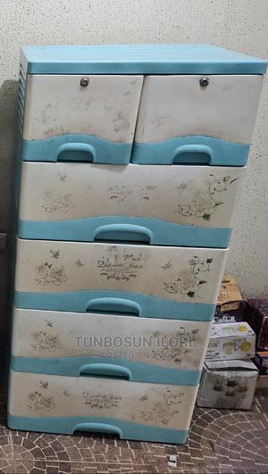 A Plastic Cabinet | Children's Furniture for sale in Lagos State, Agboyi/Ketu