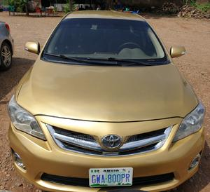 Toyota Corolla 2009 Gold | Cars for sale in Abuja (FCT) State, Central Business District