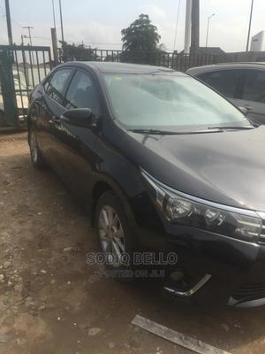 Toyota Corolla 2014 Black | Cars for sale in Lagos State, Agboyi/Ketu