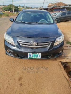 Toyota Corolla 2008 Black | Cars for sale in Kwara State, Ilorin South
