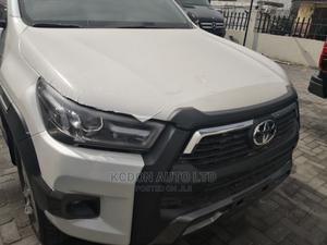 New Toyota Hilux 2021 White | Cars for sale in Lagos State, Lekki