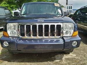 Jeep Commander 2010 Limited 4x4 Blue   Cars for sale in Abuja (FCT) State, Central Business District