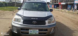 Toyota RAV4 2005 2.0 Silver | Cars for sale in Lagos State, Amuwo-Odofin