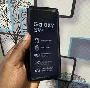 Samsung Galaxy S9 Plus 256 GB Black | Mobile Phones for sale in Lagos State, Ikeja