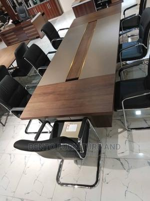 12 Seater Conference Table | Furniture for sale in Lagos State, Ikeja