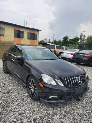 Mercedes-Benz E350 2010 Black | Cars for sale in Lagos State, Gbagada