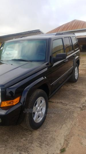 Jeep Commander 2008 Limited 4x4 Black   Cars for sale in Oyo State, Ogbomosho North