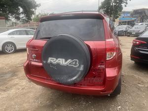 Toyota RAV4 2008 3.5 Sport Red | Cars for sale in Lagos State, Ogba