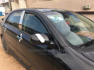 Toyota Corolla 2004 Sedan Automatic Black | Cars for sale in Edo State, Benin City