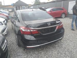 Honda Accord 2014 Black | Cars for sale in Lagos State, Ogba