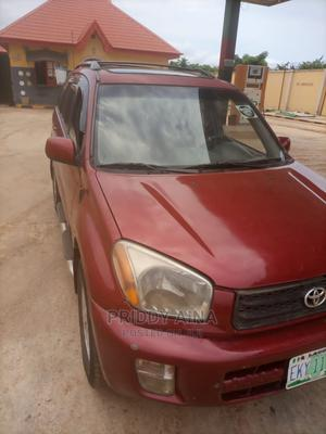 Toyota RAV4 2004 Automatic Red | Cars for sale in Lagos State, Ikorodu