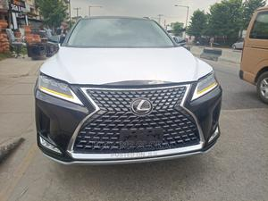 Lexus RX 2020 350L 4WD Black | Cars for sale in Lagos State, Ikeja