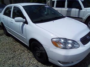 Toyota Corolla 2004 Sedan Automatic White   Cars for sale in Abuja (FCT) State, Gwarinpa