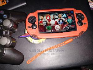 Ps Vita Slim With 16 Gb Memory and 4 Games Installed   Video Game Consoles for sale in Lagos State, Ikeja