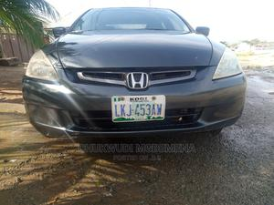 Honda Accord 2005 2.0 Comfort Automatic Gray | Cars for sale in Abuja (FCT) State, Gwarinpa
