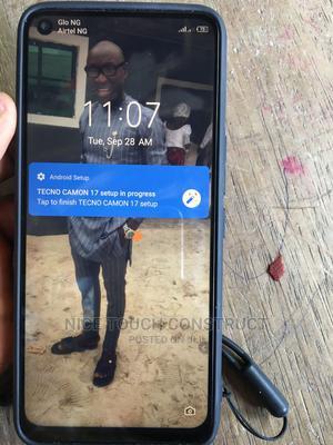 Tecno Camon 17P 128 GB Green | Mobile Phones for sale in Delta State, Ugheli
