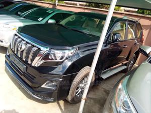Toyota Land Cruiser Prado 2017 Black | Cars for sale in Lagos State, Amuwo-Odofin