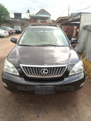 Lexus RX 2009 350 AWD Black   Cars for sale in Lagos State, Isolo