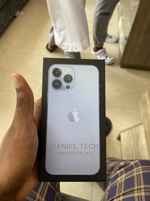 New Apple iPhone 13 Pro Max 128 GB Blue   Mobile Phones for sale in Abuja (FCT) State, Wuse