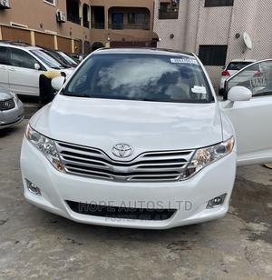 Toyota Venza 2010 AWD White | Cars for sale in Lagos State, Ikeja