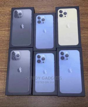 New Apple iPhone 13 Pro Max 128 GB Blue | Mobile Phones for sale in Rivers State, Port-Harcourt