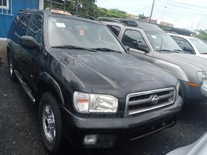 Nissan Pathfinder 2003 LE AWD SUV (3.5L 6cyl 4A) Black | Cars for sale in Lagos State, Apapa