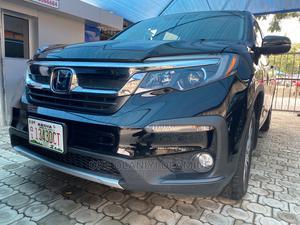 Honda Pilot 2021 Black   Cars for sale in Abuja (FCT) State, Garki 2