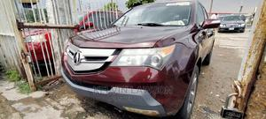 Acura MDX 2009 SUV 4dr AWD (3.7 6cyl 5A) Burgandy | Cars for sale in Lagos State, Ikeja