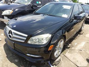Mercedes-Benz C-Class 2010 C 350 (S204) Black | Cars for sale in Lagos State, Apapa
