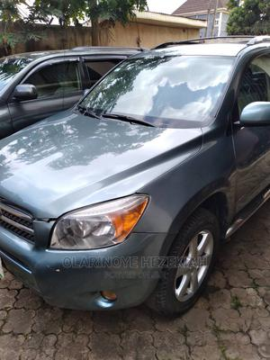Toyota RAV4 2007 Limited Gray | Cars for sale in Lagos State, Ojodu