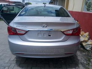 Hyundai Sonata 2012 GLS PZEV Silver | Cars for sale in Lagos State, Ajah