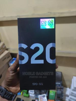 New Samsung Galaxy S20+ 128 GB Black | Mobile Phones for sale in Lagos State, Ikeja