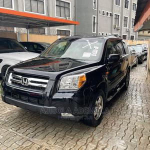 Honda Pilot 2006 EX 4x4 (3.5L 6cyl 5A) Black | Cars for sale in Lagos State, Ikeja