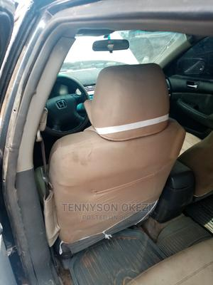 Honda Accord 2003 2.4 Automatic Gray | Cars for sale in Abuja (FCT) State, Nyanya