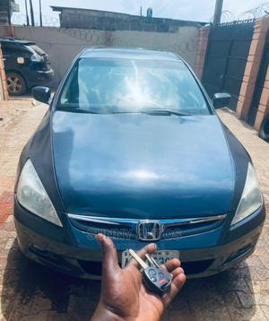 Honda Accord 2005 Gray | Cars for sale in Lagos State, Ikeja