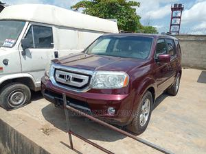 Honda Pilot 2011 Red   Cars for sale in Lagos State, Isolo