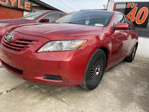 Toyota Camry 2007 Red | Cars for sale in Lagos State, Agboyi/Ketu