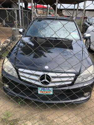 Mercedes-Benz C300 2010 Black | Cars for sale in Delta State, Warri