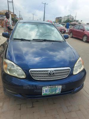 Toyota Corolla 2003 Sedan Blue | Cars for sale in Lagos State, Ajah