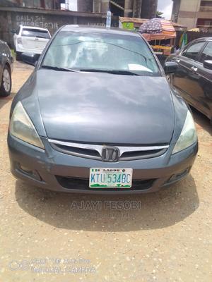 Honda Accord 2005 2.0 Comfort Gray   Cars for sale in Lagos State, Ejigbo