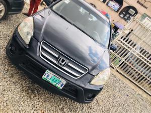 Honda CR-V 2005 Black | Cars for sale in Lagos State, Ogba