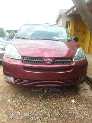 Toyota Sienna 2006 LE FWD Red   Cars for sale in Lagos State, Ejigbo