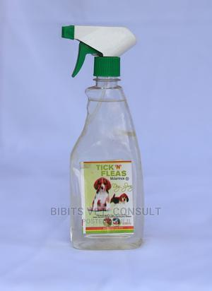 Tick and Flea Spray for Dogs 500ml | Pet's Accessories for sale in Lagos State, Abule Egba