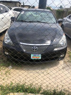 Toyota Solara 2005 3.3 Convertible Black | Cars for sale in Delta State, Warri
