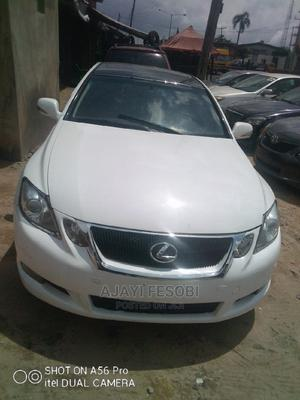 Lexus GS 2008 White | Cars for sale in Lagos State, Ejigbo