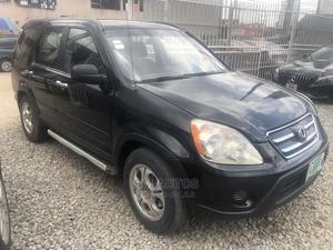 Honda CR-V 2005 2.2 D Black | Cars for sale in Lagos State, Ikeja