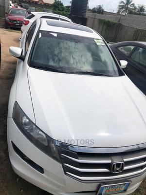 Honda Accord Crosstour 2011 EX White | Cars for sale in Delta State, Warri