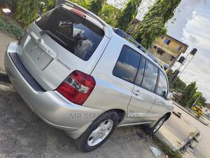 Toyota Highlander 2006 Limited V6 4x4 Silver   Cars for sale in Lagos State, Amuwo-Odofin