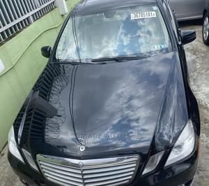 Mercedes-Benz E350 2010 Black | Cars for sale in Lagos State, Ikeja