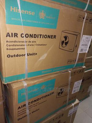 Hisense Air Conditioner 1,5hp   Home Appliances for sale in Lagos State, Ejigbo